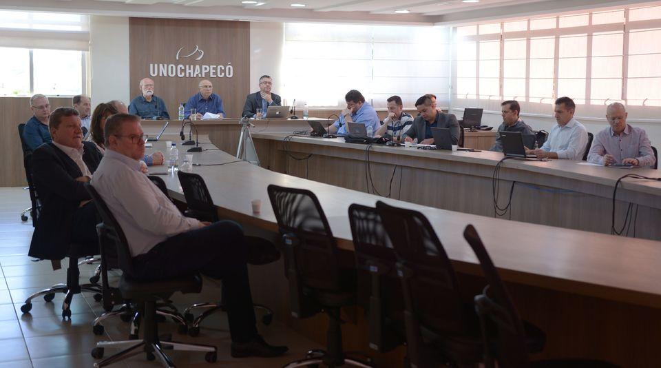 Conselho Superior da Fundeste aprova orçamento da Unochapecó para 2019