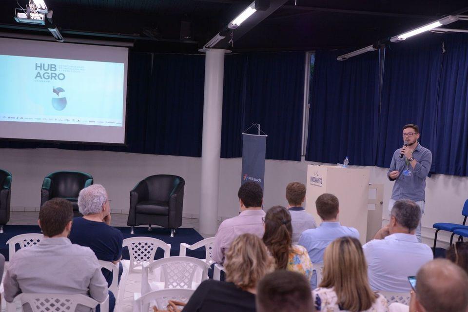 Hub Agro desenvolve evento para potencializar a área da suinocultura