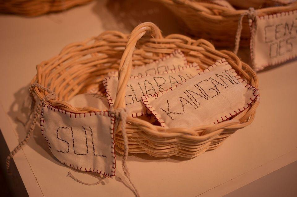 Exposição traz obras de professores da Unochapecó