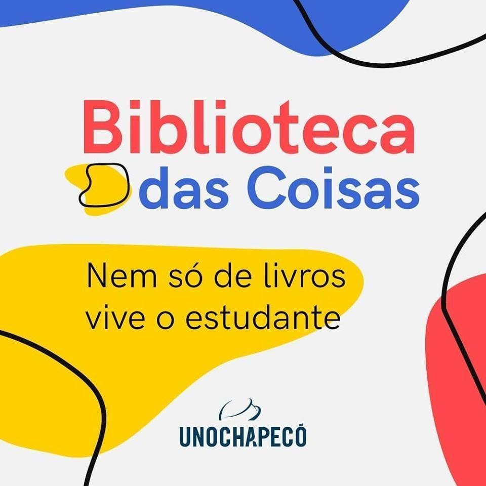 Biblioteca das Coisas
