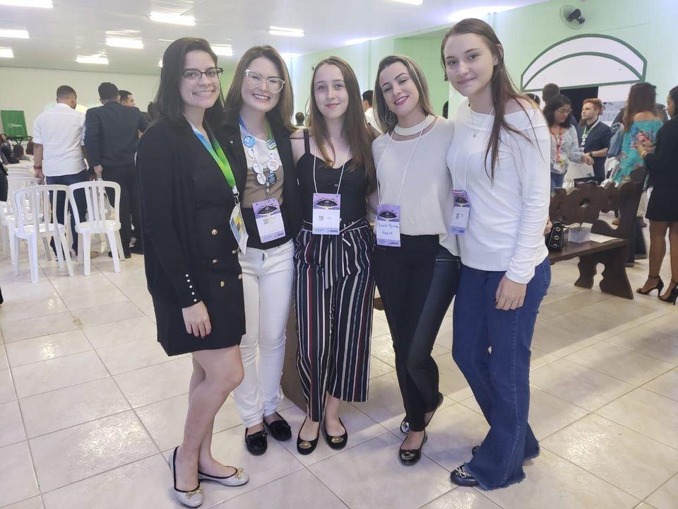 Estudantes de Medicina participaram de assembleia do IFMSA em Curitiba