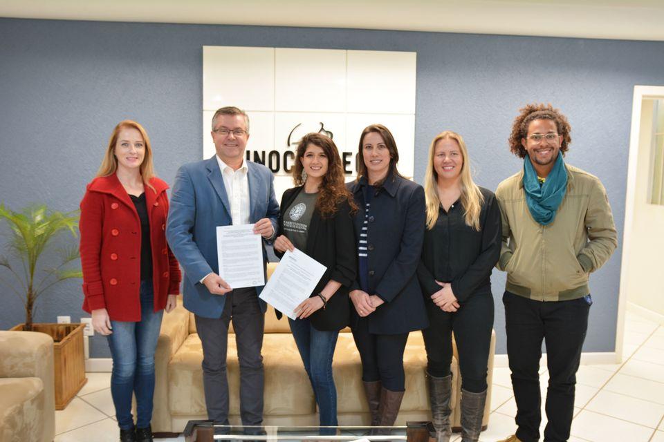 PPGCA e Ceom assinam convênio com a Universidade de Bolonha