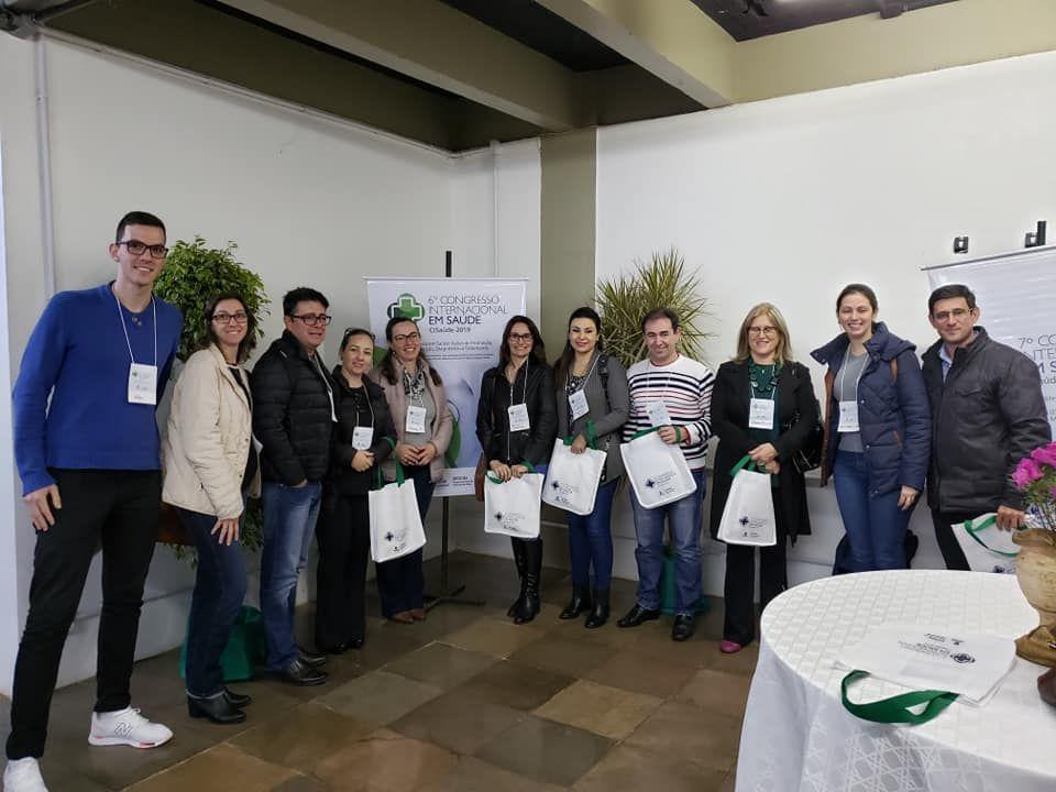 PROFESSORES E ESTUDANTES DO PPGCS PARTICIPAM DE CONGRESSO INTERNACIONAL EM SAÚDE