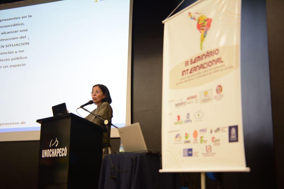 Unochapecó recebe palestrantes internacionais no III Seminário de Direito