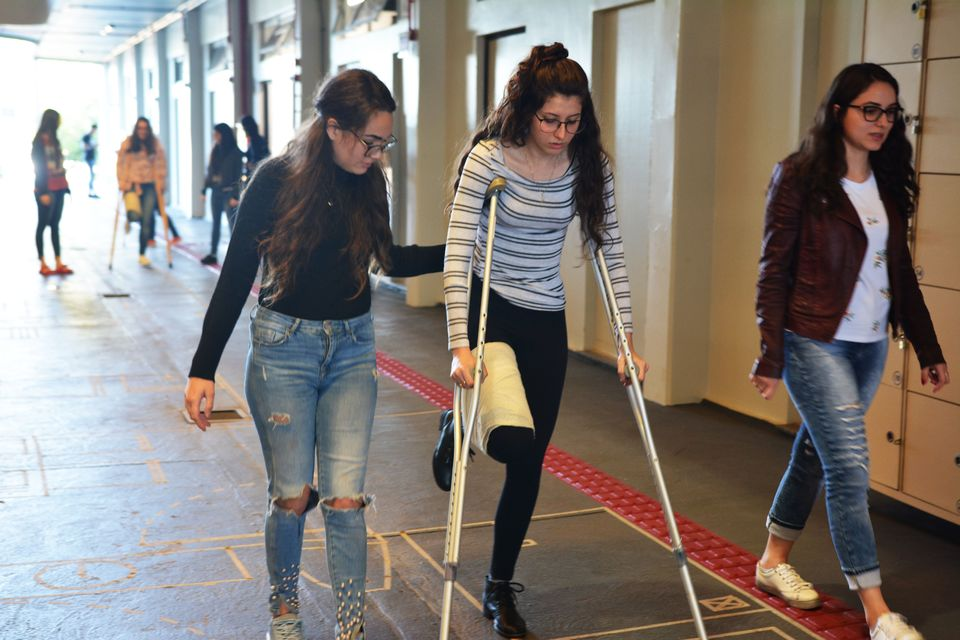 Estudantes de Medicina da Unochapecó realizam atividades práticas humanizadas