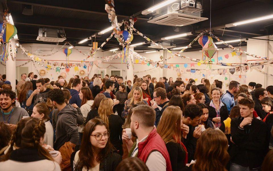 Festa Junina da Unochapecó reúne cerca de 450 pessoas