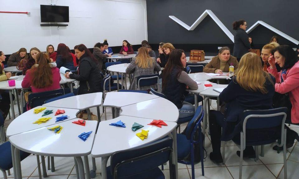 Unochapecó recebe professores da educação básica para programa de formação