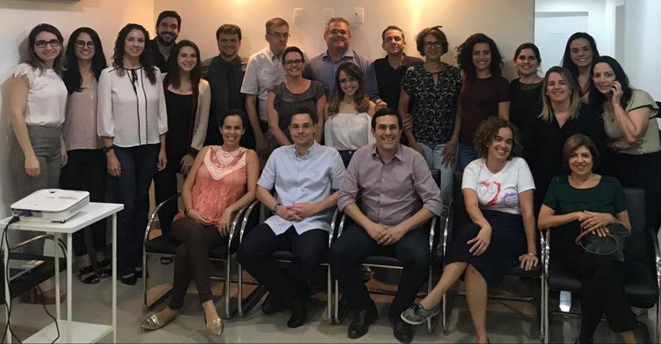 Professora de Fisioterapia da Uno realiza capacitação em Recife