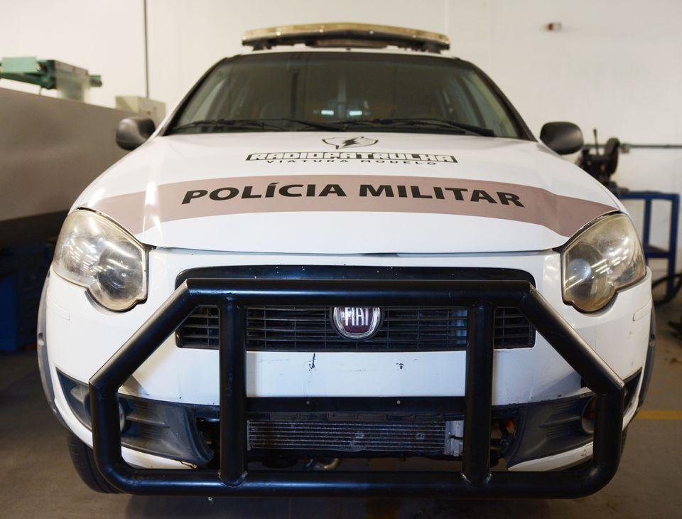 Viatura adaptada para a Polícia Militar será entregue no sábado (07/09)