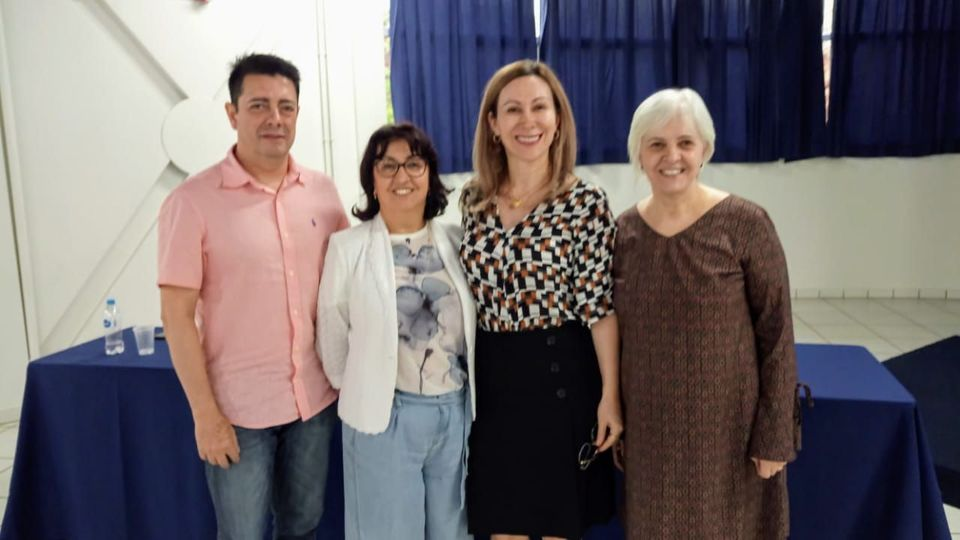 Encontro dos Grupos de Pesquisas Envelhecimento Humano e Saúde (GPEHS) e VITA