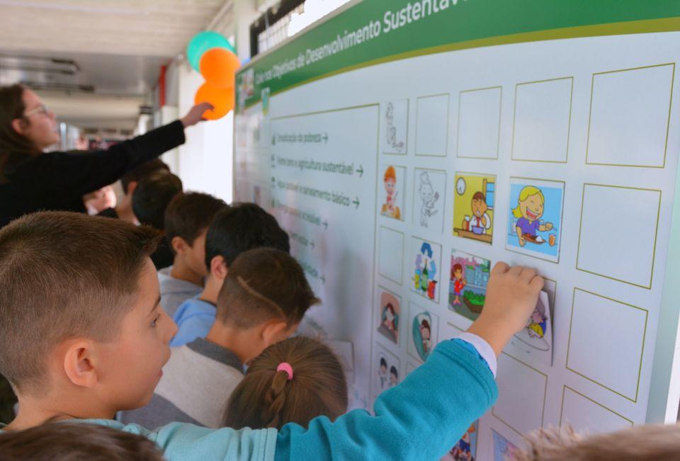 Dia D promove conscientização sobre os ODS e coleta de materiais