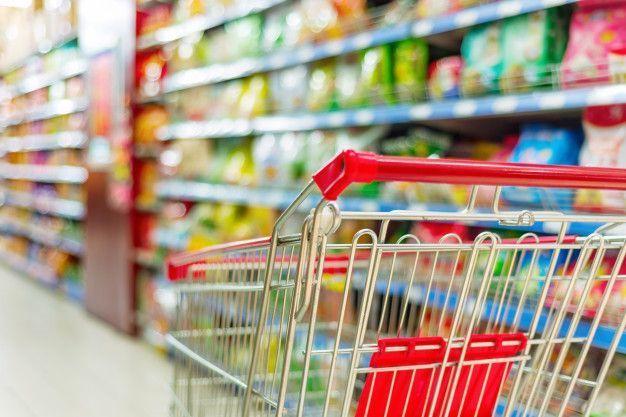 Preço do cesto de produtos básicos continua mais caro em Chapecó