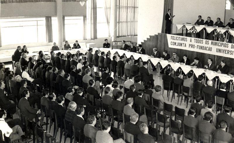 Ensino superior no Oeste completa 50 anos com a criação da Fundeste/Unochapecó