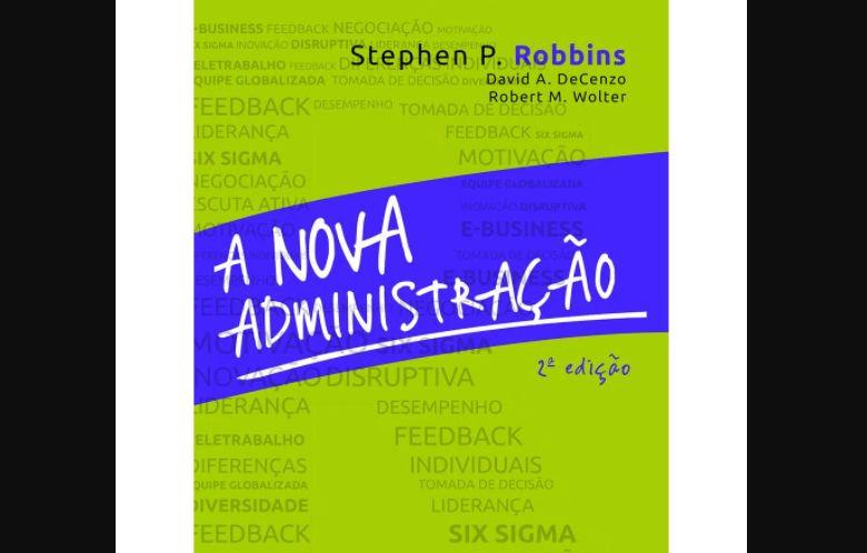 Professor participa da construção de renomado livro da administração