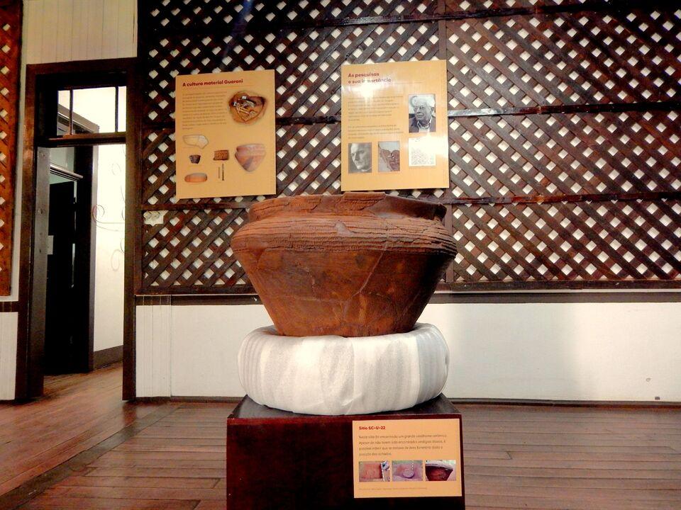 Ceom promove exposição itinerante na cidade de Itapiranga