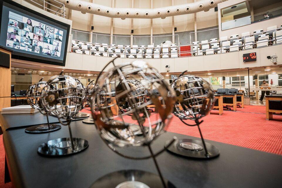 Fundeste é premiada pela Alesc com o Troféu de Responsabilidade Social