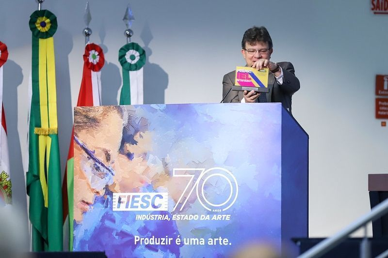 Unochapecó conquista primeiro lugar em prêmio estadual de estágios