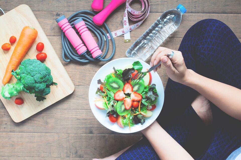 Alimentação saudável faz a diferença para o corpo e a mente na pandemia