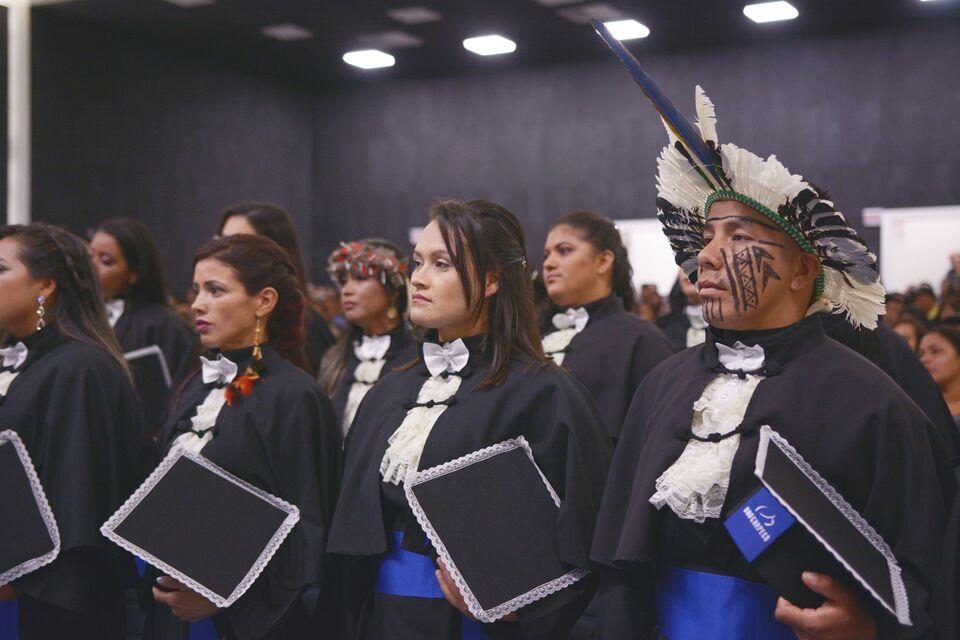 Licenciatura Intercultural da Unochapecó reforça identidade dos povos indígenas