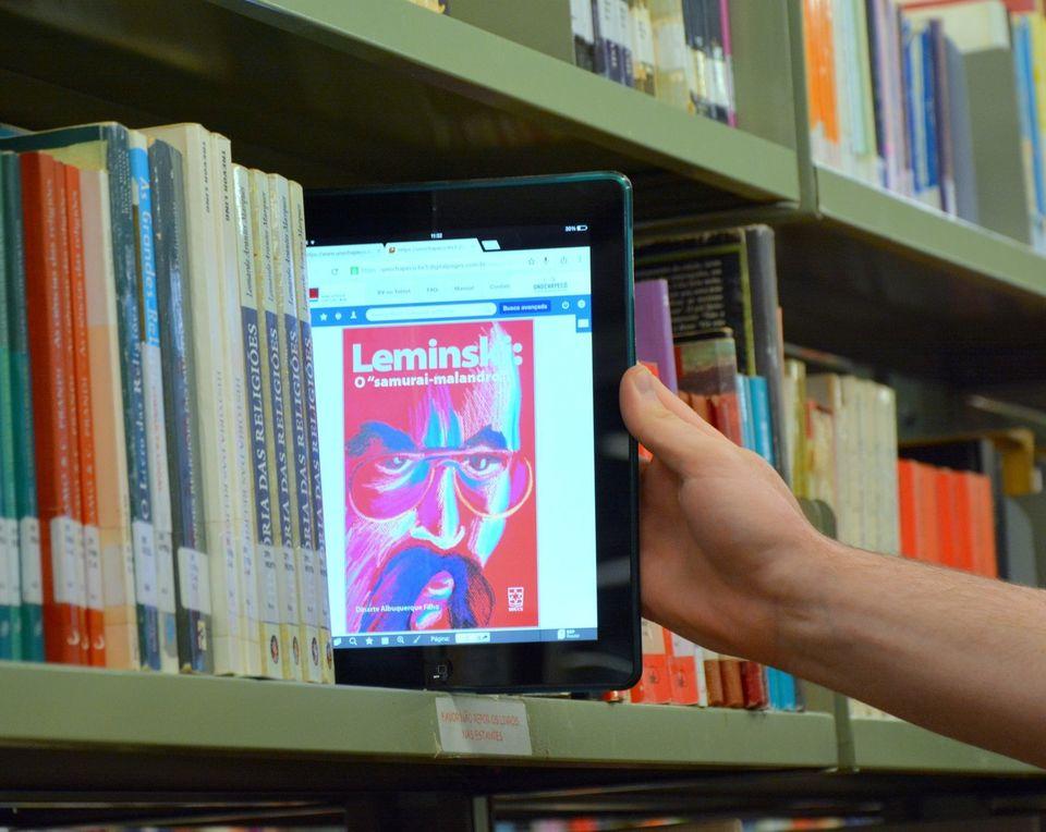 Nova ferramenta garante aos estudantes acesso a livros digitais