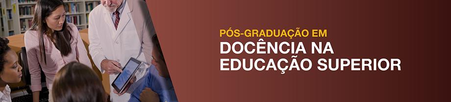 Docência na Educação Superior