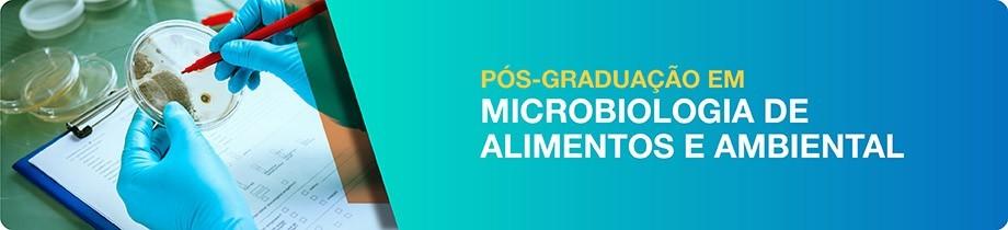 Microbiologia de Alimentos e Ambiental