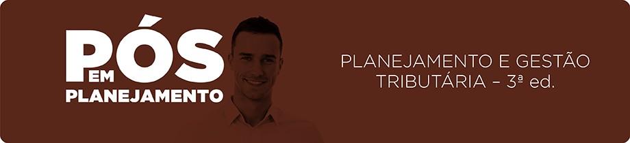 Planejamento e Gestão Tributária