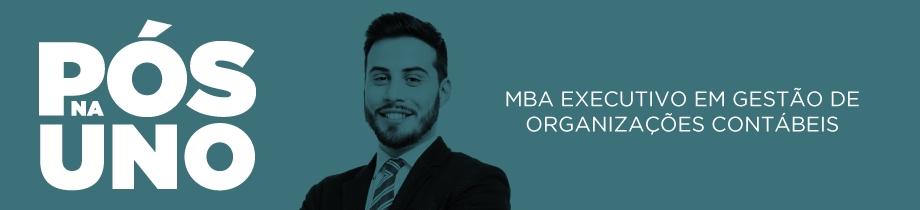 MBA Executivo em Gestão de Organizações Contábeis